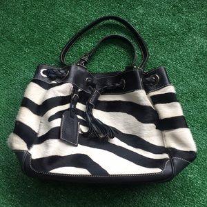Boldrini selleria dooney bourke calf leather bag